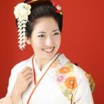 成人式振袖ヘア 日本髪
